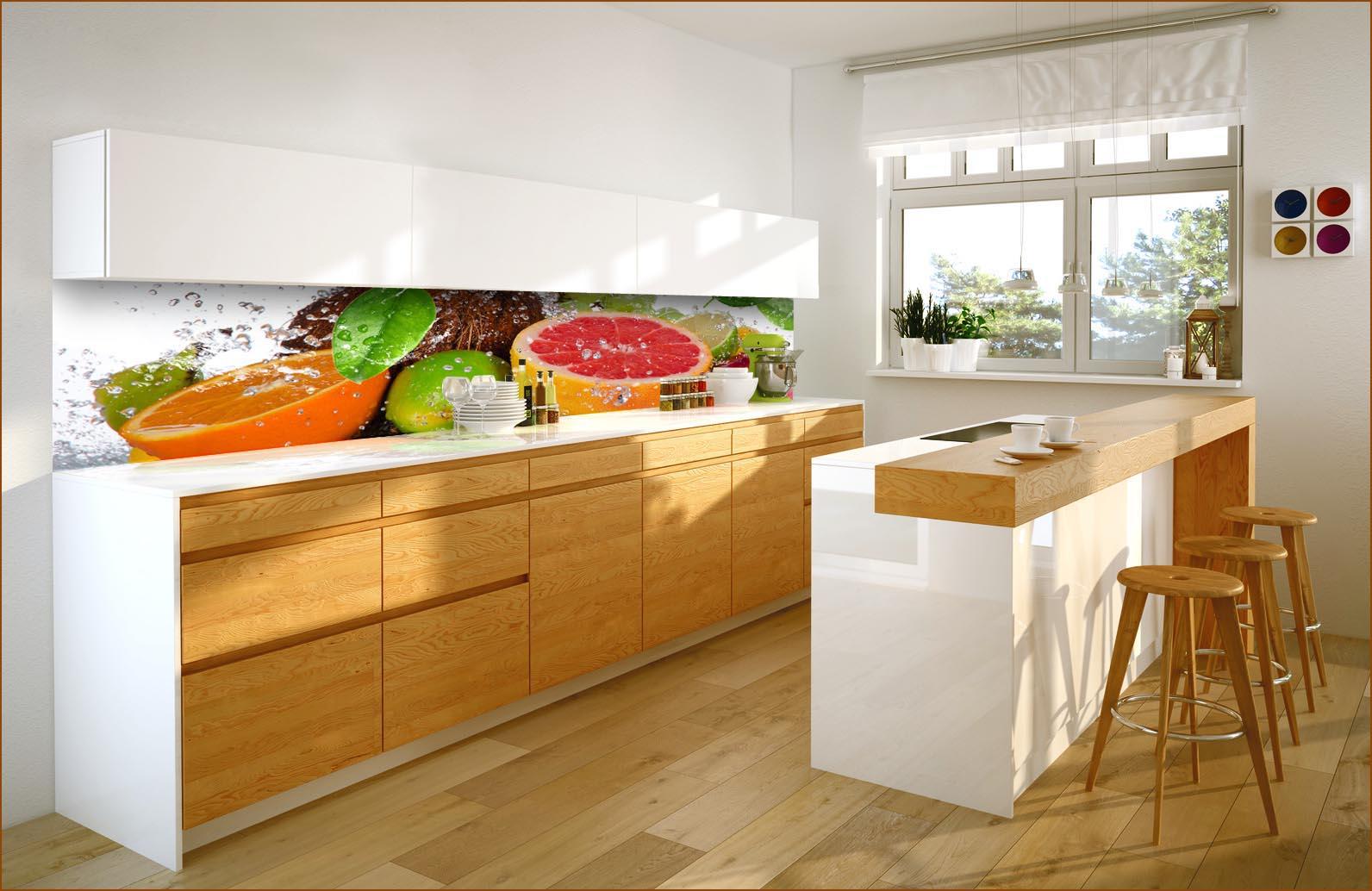 Fototapety Samoprzylepne • Grafdeco Premium -> Tapeta Samoprzylepna Kuchnia